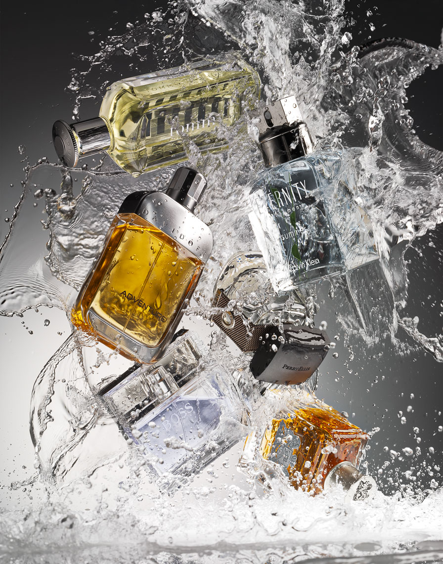 Fragrance Splash, Men