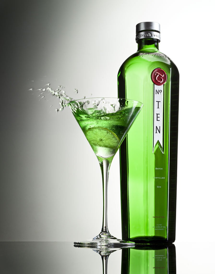 Tanqueray Ten Splash