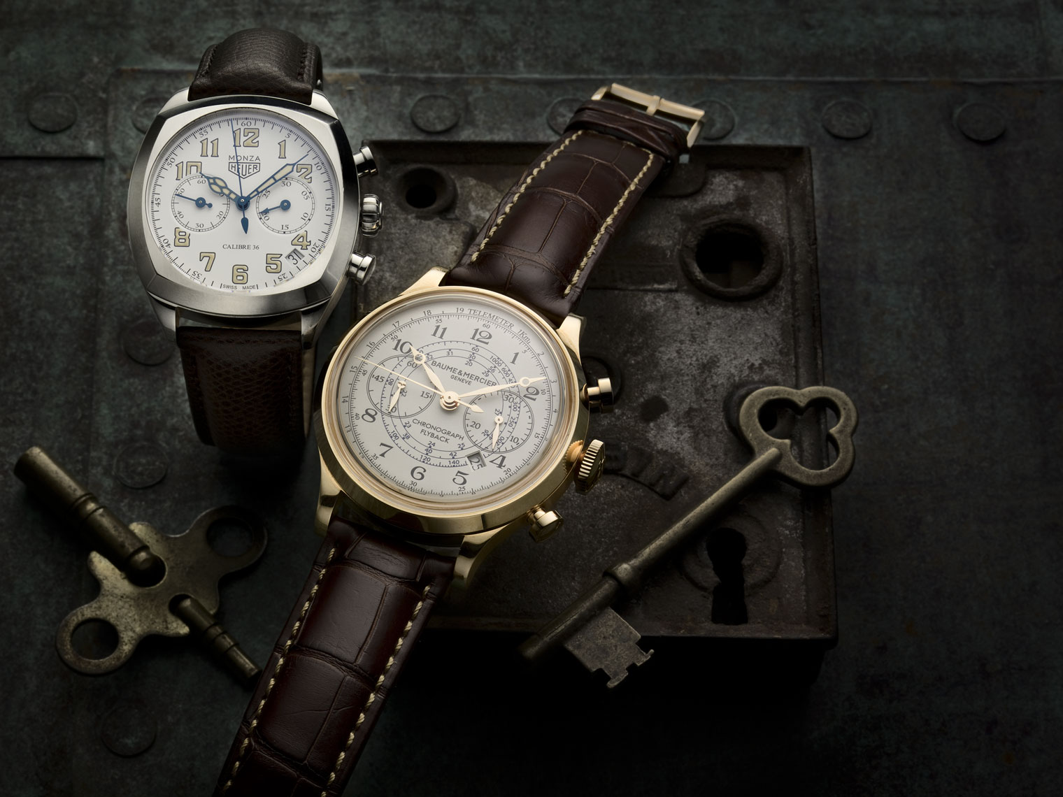 Watches, Robb Report