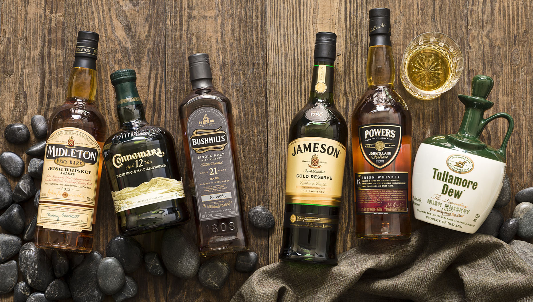 Irish Whiskey, Whisky Advocate